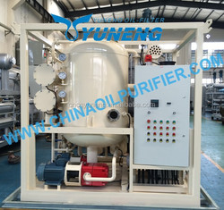 3000 LPH Vacuum Pump Roots Pump Transformer oil dehydration , oil filter machine
