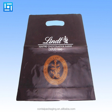 2015 new products made in China custom plastic hdpe shopping bag for wholesale