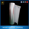 Heat reflective fabric,woven aluminium foil,aluminum foil fireproof fabric