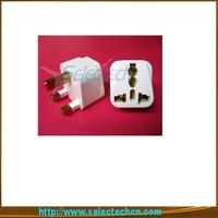 novelty gifts trading companies 2 pin korea to uk plug adapter SE-UA7