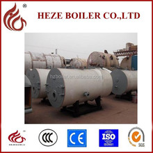 Natural gas or oil fired low pressure hot water boiler manufacturer