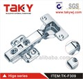 Tk-f309 bisagra de acero inoxidable