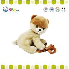 Meet EN71 ASTM Standard White dog plush toys