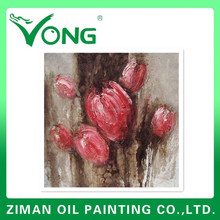 shenzhen decortive flowers oil painting