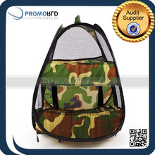 Outdoor Folding Camouflage Breathable Pet Bed Tent China Waterproof Pet Tent