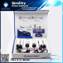 White Xenon Head Light Car Bulbs HID Kit Lo/Hi Saab 9-3 Id18004 N3-BAOBAO