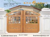 Manufacturer of low price aluminum garden gates