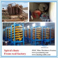 China price ore dressing equipment glass fiber spiral machine