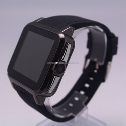 """2015 MTK6572 bluetooth4.0 1.54"""" touch screen camera calculator Android smart watch"""