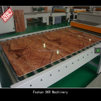 New design SJZ-65 PVC plastic stone profile extrusion production line for artificial marble