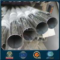 China supplier 1 inch stainless steel pipe chinese tube /asian tube china