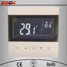 TOL40-EP electric heating mat underfloor heating 5+1+1 program digital thermostat
