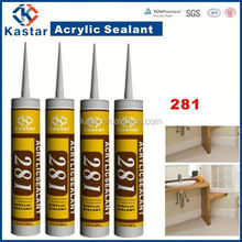 thermal epoxy adhesive acrylic sealant,water based,tubes