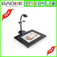 Trade Assurance Professional Manufacturer 5mega pixel A4 capture size Wi-fi document camera