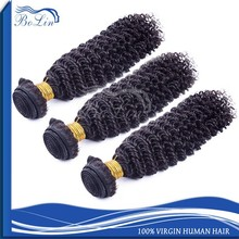 Best quality wholesale hot sale malaysian virgin human hair in extension weft