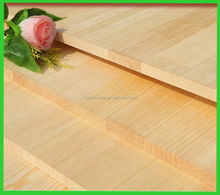 finger jointed pine wood board