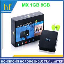 Android box XBMC Smart TV Box Dual Core Amlogic MX Android 4.2