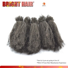 Premium Quality Kanekalon Fiber Can Be Ironed Curly Hair Bulk