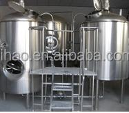 GSTA large beer brewery equipment