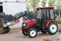 4 wheeled drive farming tractor 354