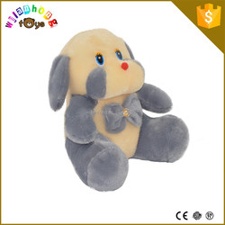 Child product plush lovely stuffed toys dog from china