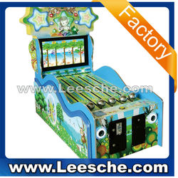 LSJQ-328 attractive electric popular challenging lottery amusment game machine with good appearance Flexible Monkey