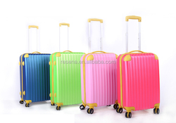 2015 New Fashion ABS+PC Carry-on Spinner Travel Luggages,Travel Trolley Luggage Case For Airport