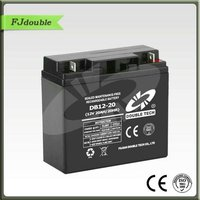 Hot sale lead acid battery recycling equipment with vrla battery DB12-20