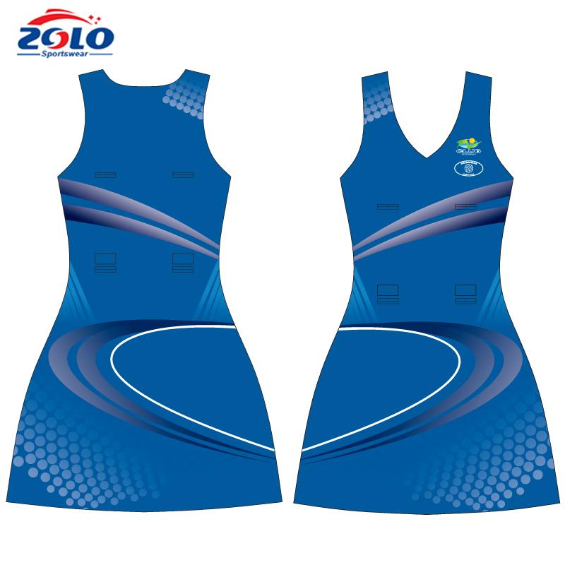 netball uniforms australia