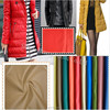 Hot blast fabrics Day velvet bar polyester taffeta Feather dust coat quilted jacket fabric