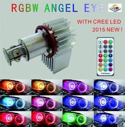 NEW H8RGBW Angel Eye rgb led controller wifi for bmw e60