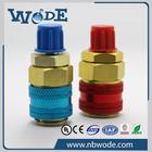 Manual da qualidade NBWD estável latão masculino acoplamento rápido peças de ar condicionado