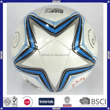 made in China hot sell customized logo and size OEM street soccer ball