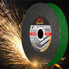 4-14 inch green color cutting wheel
