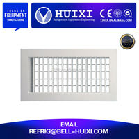 Supply air return filter vent grille