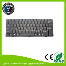 Original US / UK layout keyboard W90 for Asus A52F A52J A52JC W90V laptop / notebook keyboards