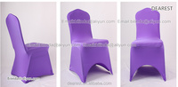 hot sale popular wedding chair cover spandex wedding chair cover
