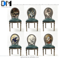 Antique wooden chair pictures/covers for dining room chair