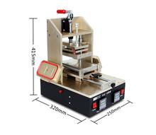 Professional oca film laminating machine factory Frame Separator Machine+Frame Laminator+Vacuum LCD Screen Separator+Glue Remove