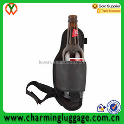 Shenzhen factory wholesale new fashion polyester wine beer bottle cover