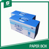 MINERAL WATER PACKAGING BOX PURIFIED WATER GIFT BOX WITH PVC HANDLE