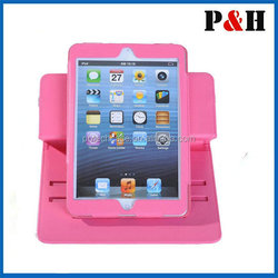 360 Degree Rotation Leather Case with Holder for iPad mini 1 / 2 / 3