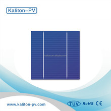 156 x 156mm polycrystalline silicon solar cell,made in Taiwan