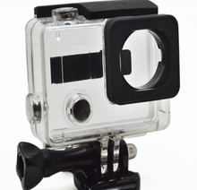 Top Quality for Gopro Accessories Skeleton Waterproof Protective Housing Case Lens Open Side for FPV for Go Pro Hero 3+