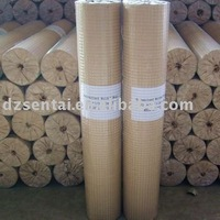 Dingzhou high quality factory price Galvanized &PVC coated Welded Wire Mesh