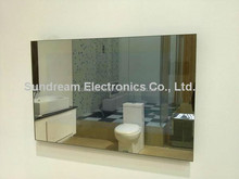 S2608 Indoor Wall mounted advertising mirror tv