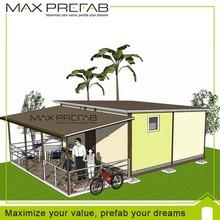 Modular desmontable casa móvil precios