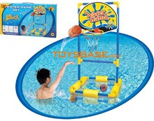 Water game set toy,water basket ball QBH107415