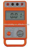 KD2571B 4 terminals earth resistance tester soil resistivity Meter