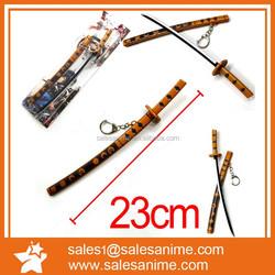 Doukenrenbu key chain, Mikatsuki Munechika sword key chain, sword man keychain
